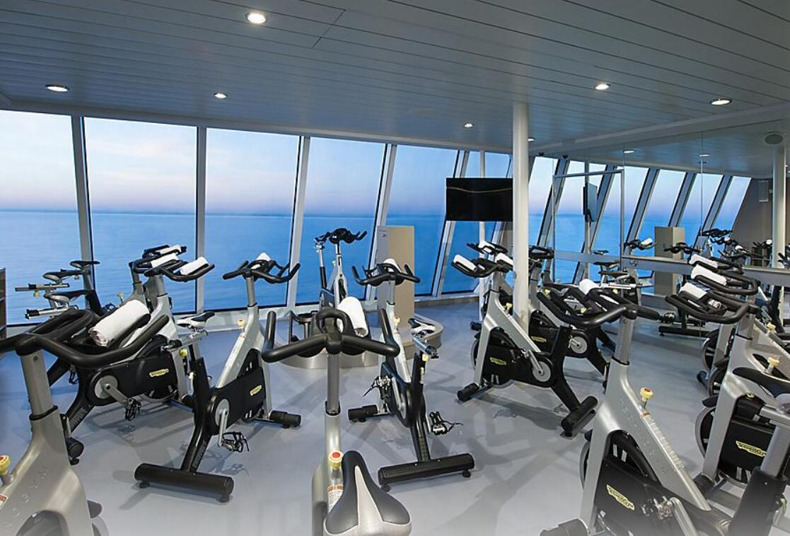 活力健身中心 Vitality at Sea Fitness Center©
