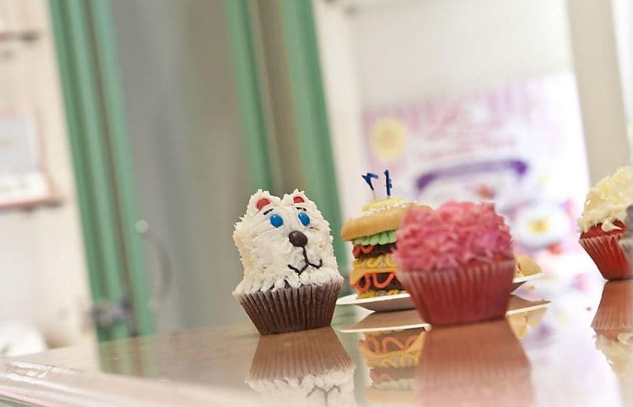 手工蛋糕房 Cupcake Cupboard