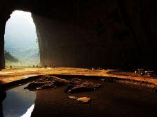 湖北利川+腾龙洞风景区+苏马荡+鱼木寨2日1晚私家团(4钻)·【形成于2.1-2.9亿年间的灰岩地层·庞大雄奇的洞穴群·原始生态土家族村落·百里