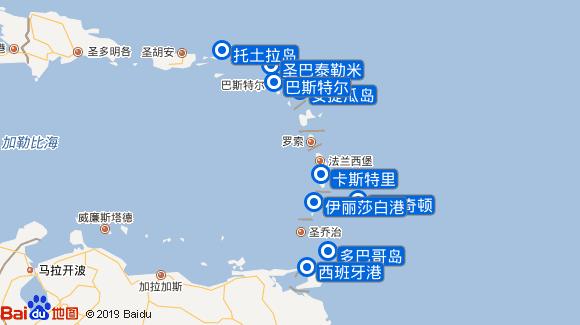 银海诗语号航线图