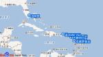 Seabourn Sojourn航线图