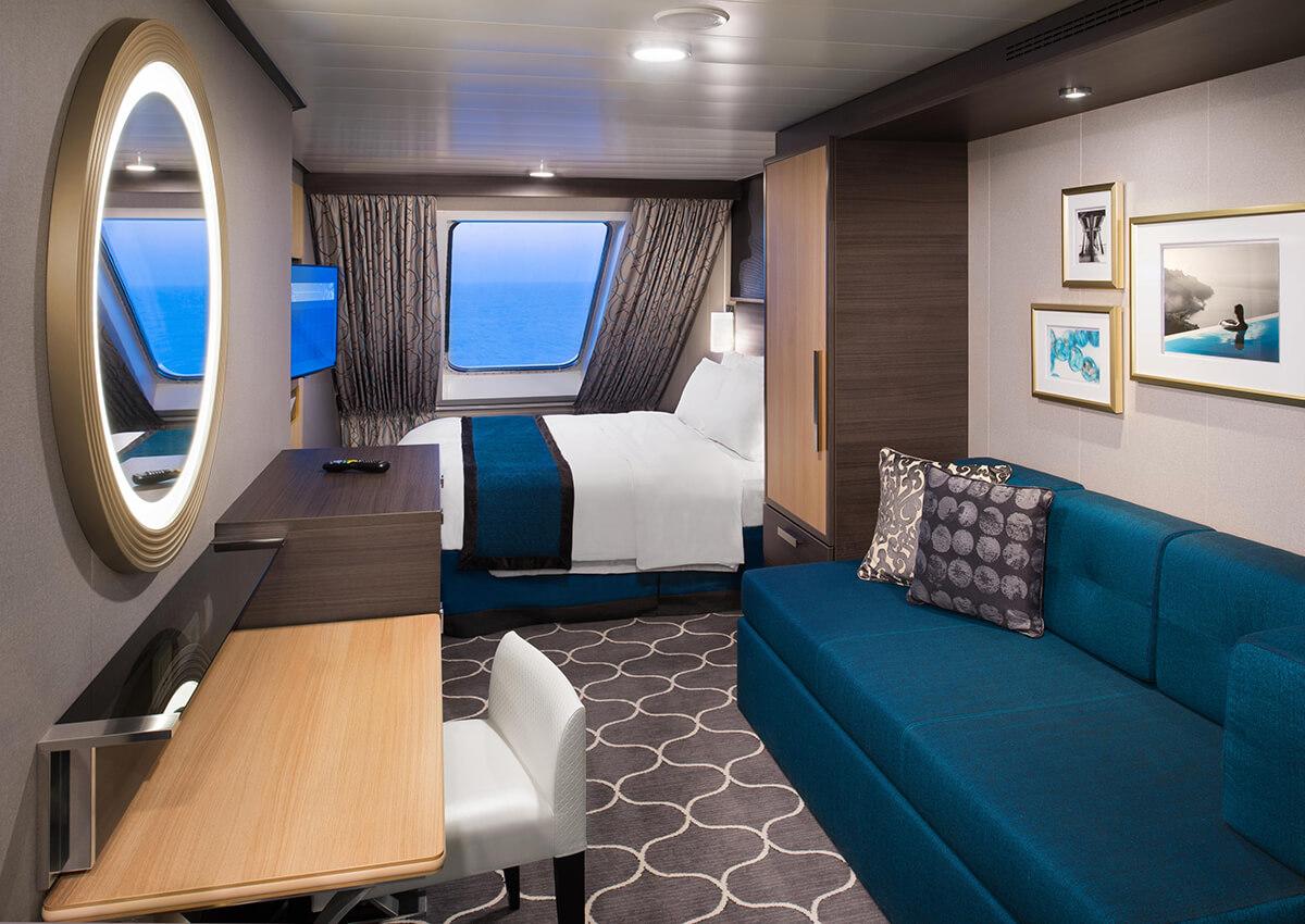 船中家庭海景房