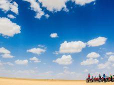 内蒙古包头+五当召+库布齐沙漠2日1晚跟团游·【包头参团】藏传佛教格鲁教派+进入沙漠腹地探险(含价值280元沙漠游玩套票),游玩时间充足