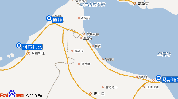 AidaPrima航线图