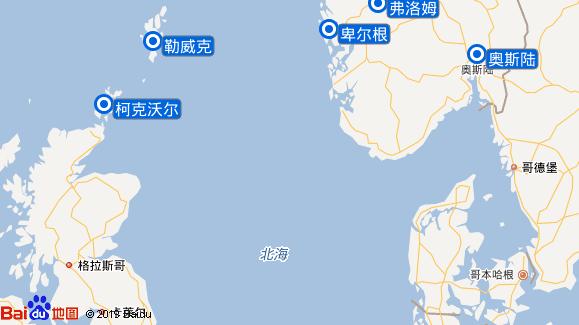 Mein Schiff 4航线图