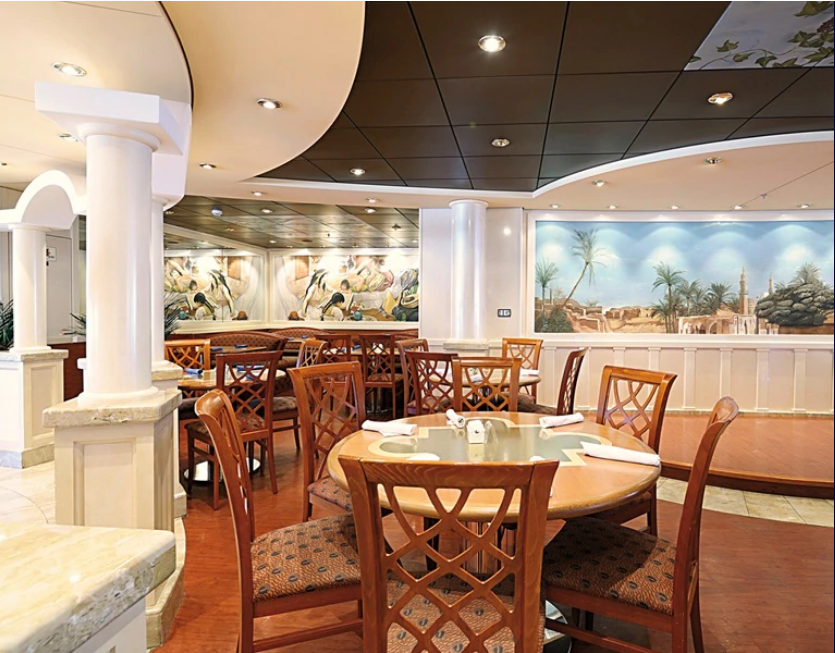 Il Giardino自助餐厅 II Giardino Buffet Restaurant