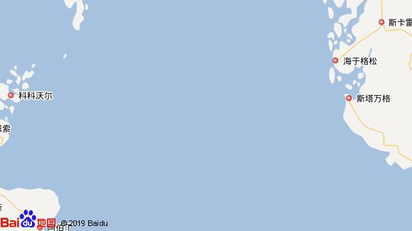 Magellan航线图