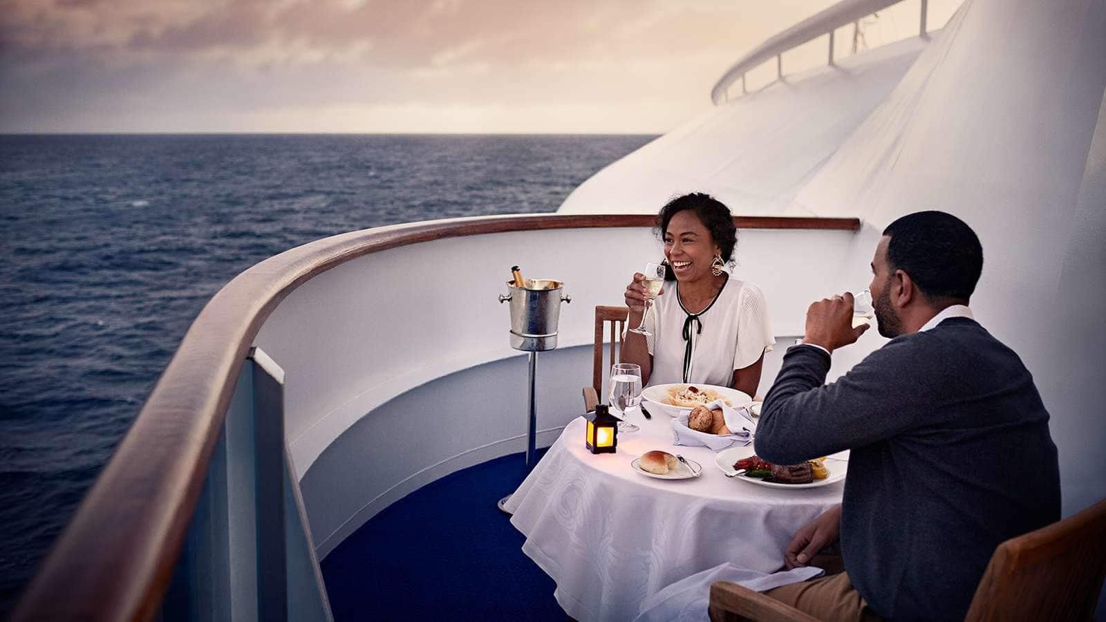 终极阳台用餐服务 Ultimate Balcony Dining