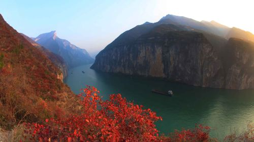 摄影之旅·重庆+长江三峡+宜昌4日3晚跟团游·黄金系列+五星游船+全程含餐+经典航线+爆款