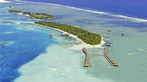 马尔代夫曼德芙仕岛Medhufushi6日4晚自由行(4钻)·2沙2水/4水+一价全包+水飞上岛+限时特惠