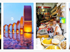 巴基斯坦5日4晚半自助游(4钻)·印巴边境降旗仪式 清真寺 民族博物馆