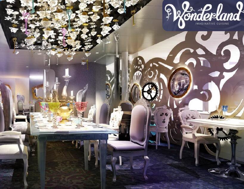 仙境坊 Wonderland
