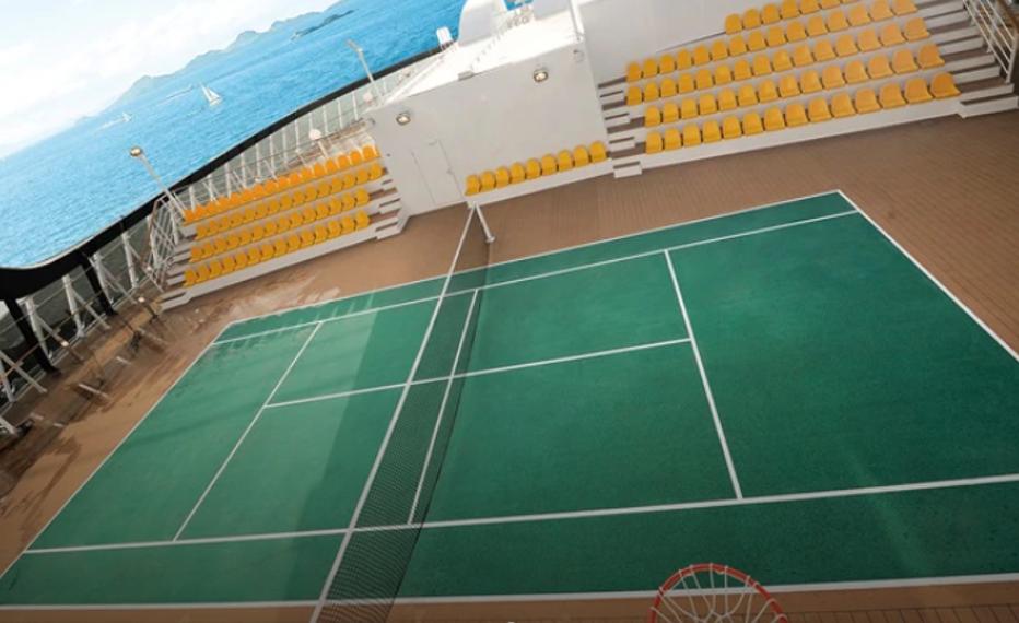 多功能运动中心 Sport Center