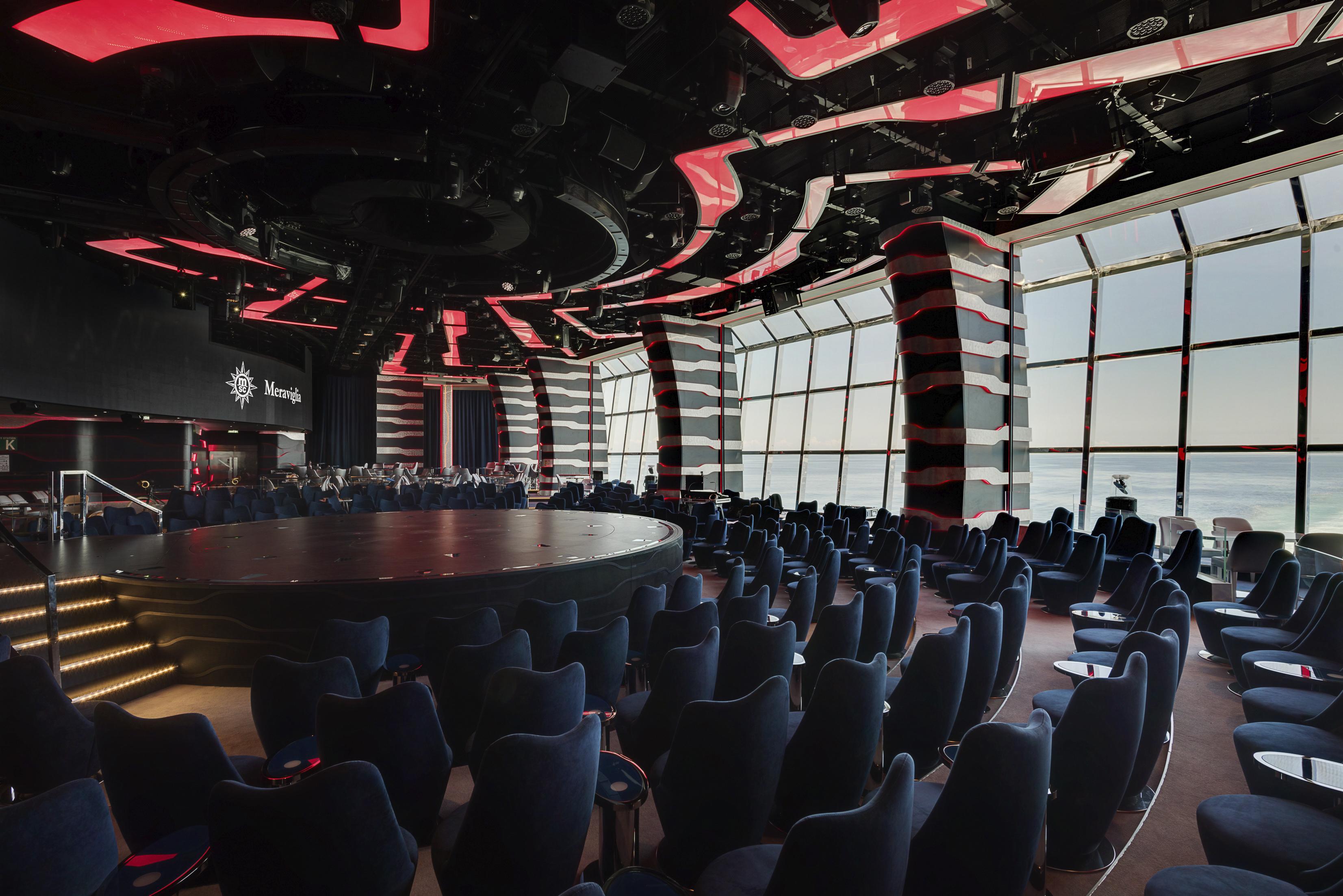 旋转木马剧场 Carousel Lounge