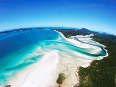 澳大利亚昆士兰圣灵群岛4日3晚半自助游(4钻)·白天堂沙滩+大堡礁探险一日游+艾尔利海滩4钻酒店+三人入住免单房差