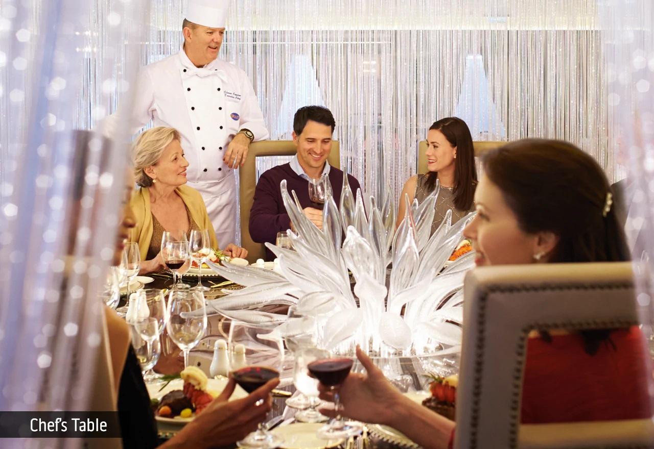 星光主厨餐桌