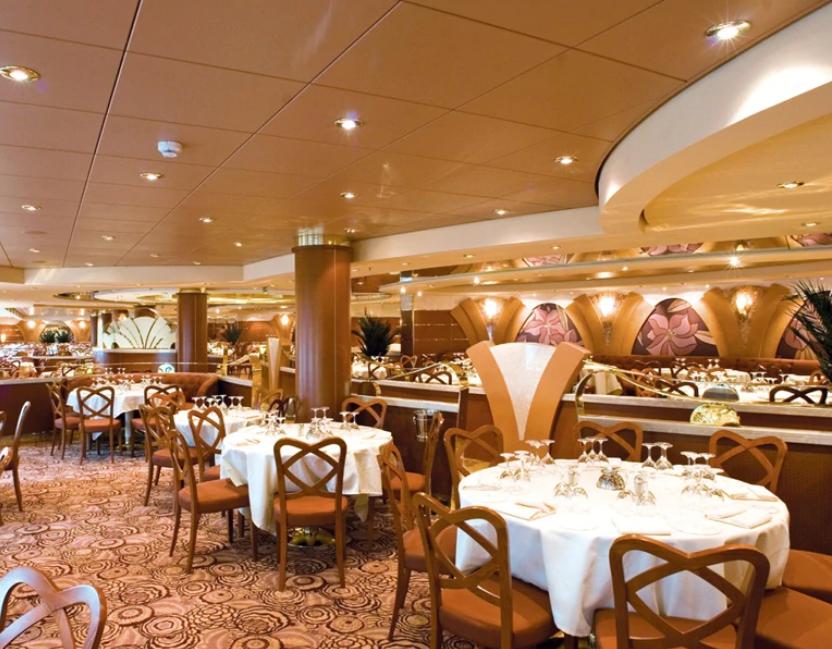 L'Oleandro主餐厅