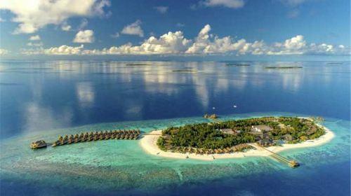 马尔代夫库达富士岛6日4晚自由行(4钻)·7月大促 一价全包+送SPA&出海+全新开业