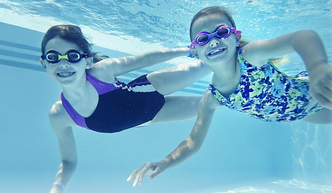 泳池 Pools