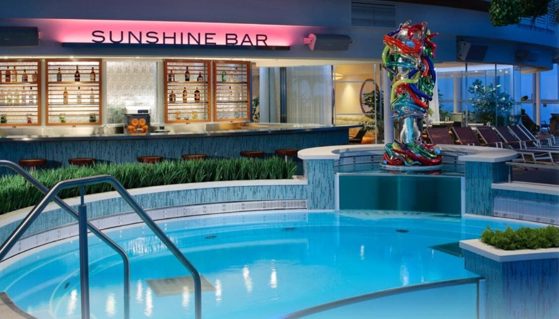 日光酒吧 Sunshine Bar