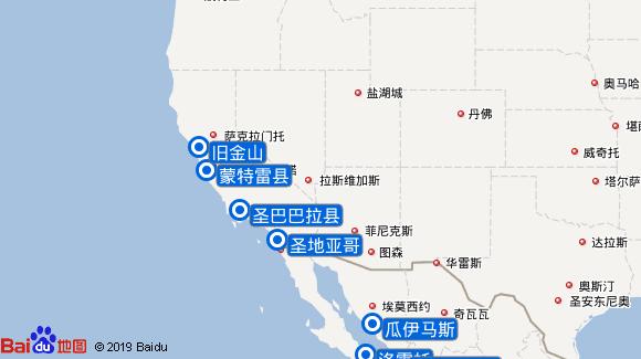 马仕丹号航线图
