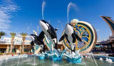 上海2日1晚自由行(4钻)·【亲子自驾】住海昌海洋公园度假酒店1晚+上海海昌海洋公园门票2张·跨日无限次入园!畅游2日玩到爽!海豚 企鹅 美人鱼|和海洋生物亲密接触!
