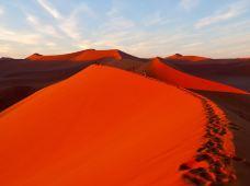 纳米比亚3日2晚半自助游·【亿万年时光·漫天繁星落】苏丝斯黎红沙漠·死亡谷·斯陵峡谷·24h线上管家