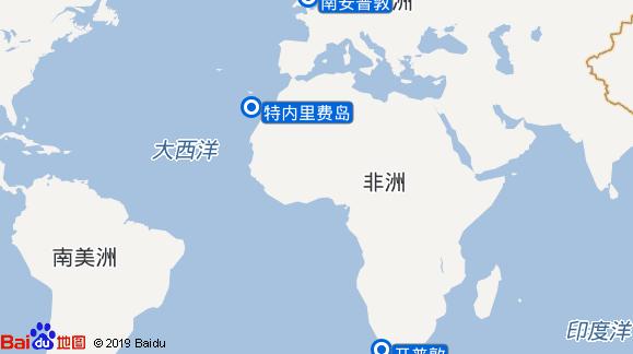玛丽皇后2号航线图