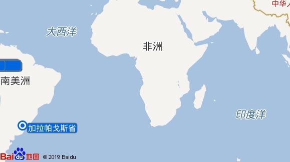 花神号航线图