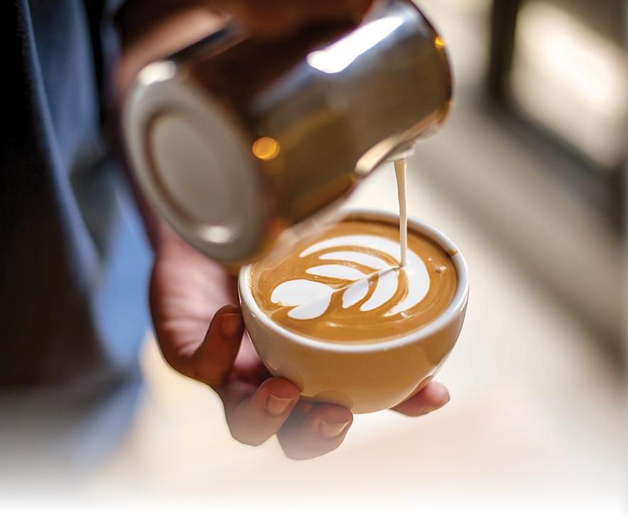 咖啡拿铁 Café Latte-tudes