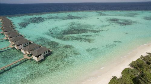 马尔代夫阿玛瑞岛Amari自由行(5钻)·7天5晚 1马累2沙2水+全餐+可升级一价全包