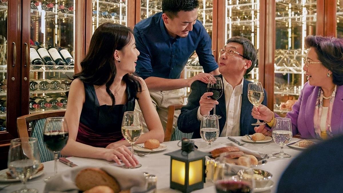 皇冠牛排餐厅