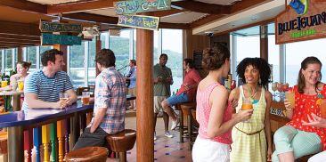 蓝蜥蜴酒吧