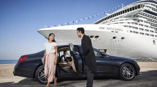 MSC地中海邮轮 【地中海辉煌号】 日本航线 5日 上海上船