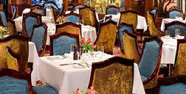 太平洋主餐厅