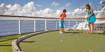 五洞高尔夫球场