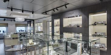 珠宝和奢侈品店