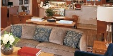 游艇俱乐部咖啡厅