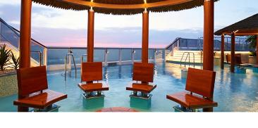 哈瓦纳酒吧和泳池