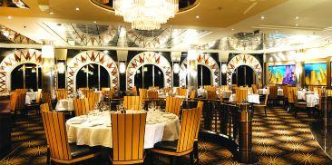 天际线主餐厅