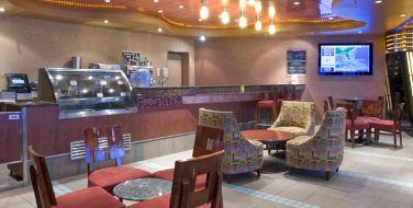 博加特的咖啡厅