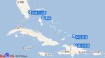 Carnival Breeze航线图
