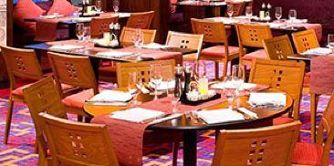 亚洲风味餐厅