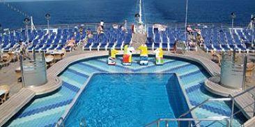 海景游泳池