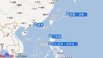 海洋光谱号航线图