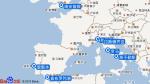 海洋圣歌号航线图