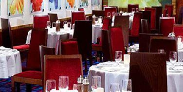 洋红主餐厅
