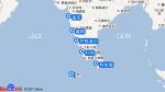 新里维爱拉号航线图