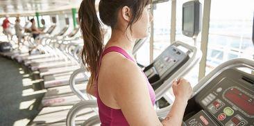 健身中心与有氧运动