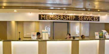 会员服务中心
